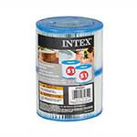 Intex Lot de 2 cartouches filtration pour spa type s1