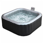 Spa gonflables Alice s Garden Alpine 6 personnes carre