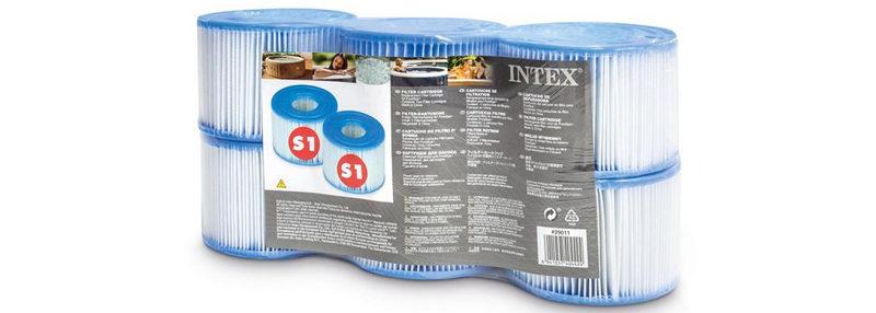 Filtre à cartouche pour spa marque Intex meilleur vendeur guide achat en ligne comparateur de prix kit pas cher