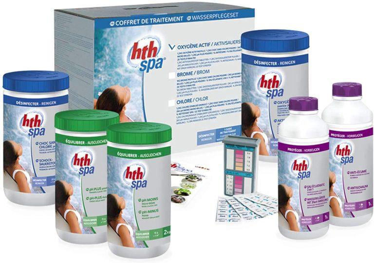 Kit HTH à l'oxygène actif