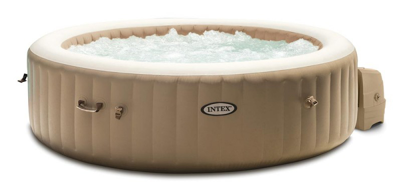 Spa Sahara gonflable de 6 places détente Intex 28428EX les meilleurs équipement pour se baigner dans un jacuzzi
