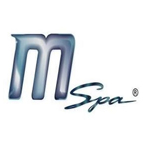 Logo marque spa gonflable MSPA